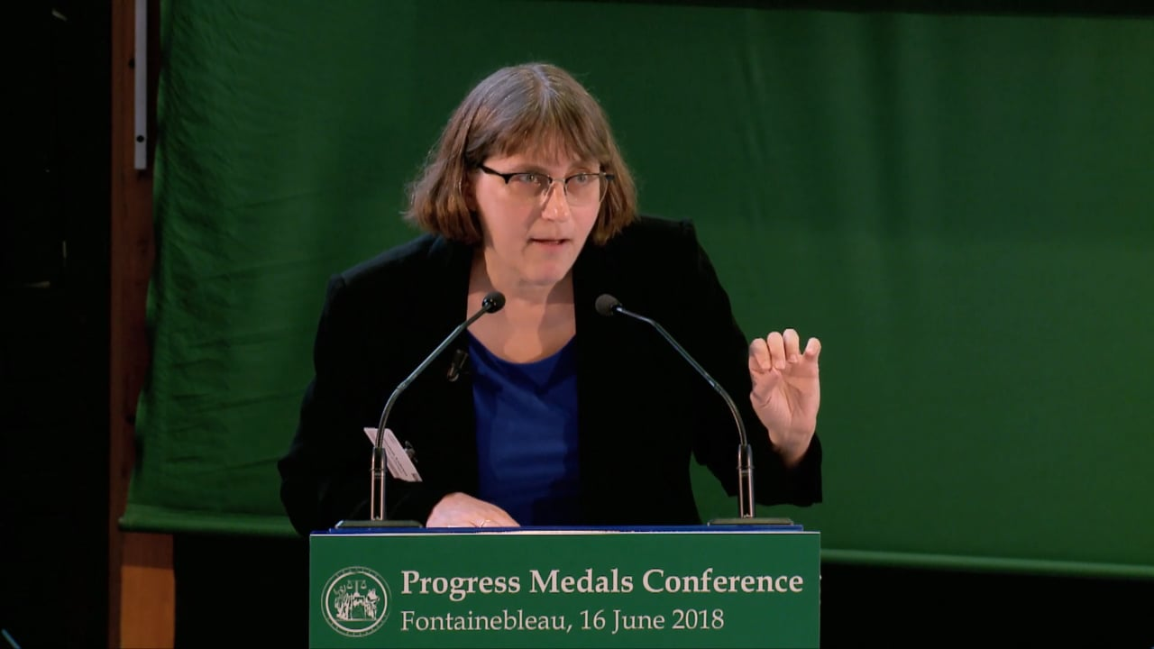 Click here to view Elizabeth Anderson's laureate remarks